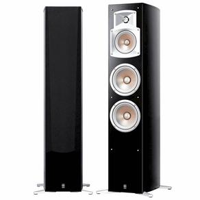 Caixa Acústica Torre 3 Vias NS-555 BL - Yamaha
