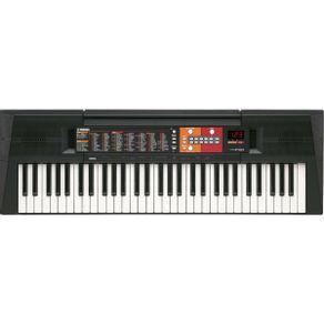 Teclado Com 120 sons e 114 ritmos PSR-F51 - Yamaha