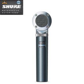Microfone Shure De Instrumento Condensador BETA181-C