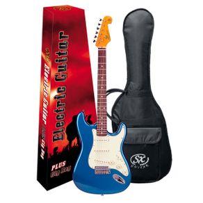 Guitarra Elétrica Vintage Series Plus SST-62 LPB - SX