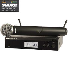 Sistema De Microfone Sem Fio BLX-24RBR/SM58 J10 - Shure